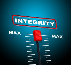 Integrity Max Means Upper Limit And Sincerity